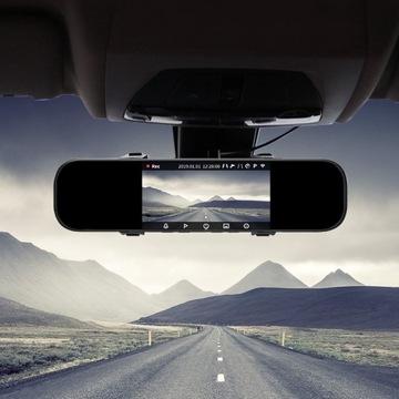 70mai Rejestrator jazdy Lusterko+kamera cofania