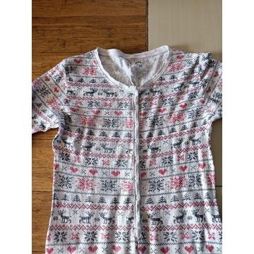 Cubus piżama pajac M świąteczna