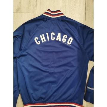 Mitchell & Ness Chicago Cubs bluza/kurtka roz L