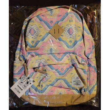 Plecak jednokomorowy Azteckie wzory PAUL&CO Incood