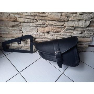 Sakwa torba Honda VTX 1300 skóra