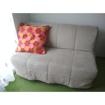 Kanapa sofa rozkładana IKEA LYCKSELE LOVAS