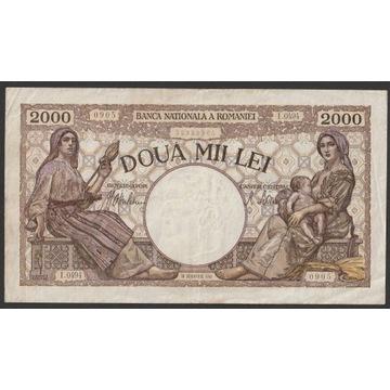 Rumunia 2000 lei 1941 -   I.0494
