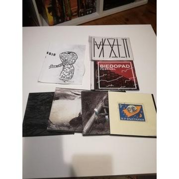BDTA 7 CD Palcolor Iron Noir Duy Gebord Mazut