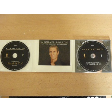 MICHAEL BOLTON  GREATEST HITS 2 CD