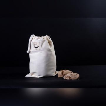 Worek na CHLEB z grubej bawełny