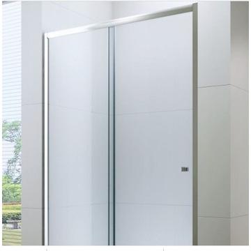 MEXEN APIA drzwi prysznicowe rozsuwane 125 CM