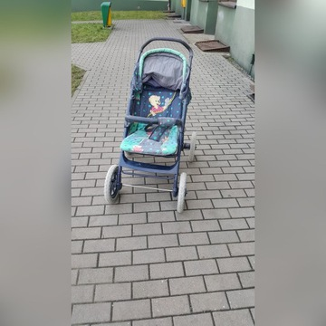 Wózek spacerowy dziecięcy hauck