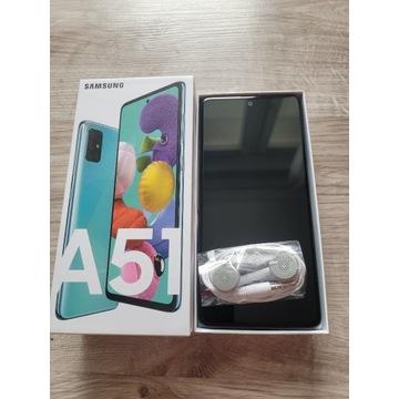 Samsung Galaxy A51 (niebieski) - Gwarancja
