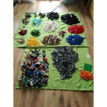 Lego Mix City, Ninjago, Star Wars 13,5 kg BCM