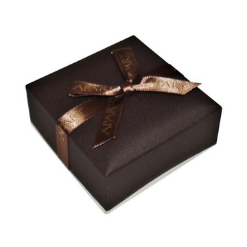 NOWE APART 8,7x8,7x4,0 pudełko na biżuterię