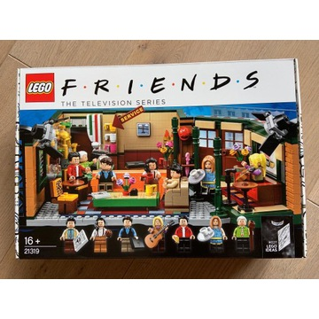 Nowe LEGO 21319 Ideas: Central Perk FRIENDS