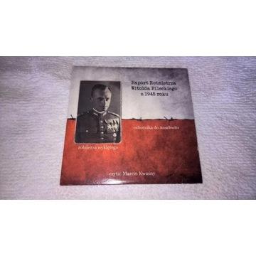 Raport  Rotmistrza Witolda Pileckiego 45r. CD