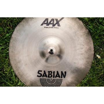 """Sabian AAX Stage Crash 18"""" talerz perkusyjny"""