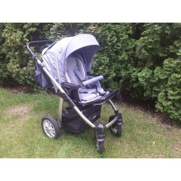 Wózek baby design lupo 2 w 1 gondola i spacerówka