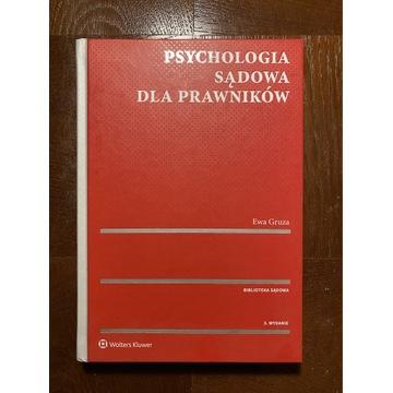 Psychologia sądowa dla prawników