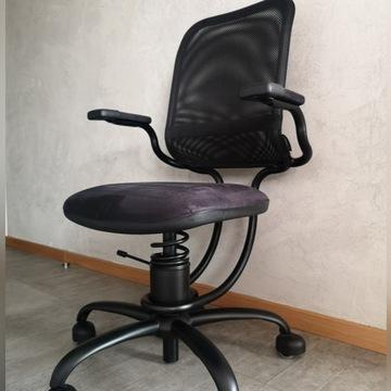 Krzesło biurowe ergonomiczne SPINALIS ERGONOMIC