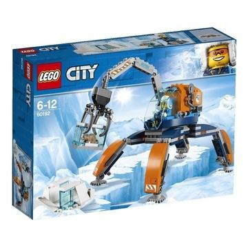 Lego City 60192 Arktyczny łazik lodowy Nowy