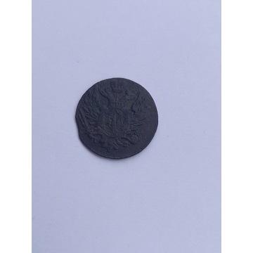 Moneta 1 gr 1822 r.