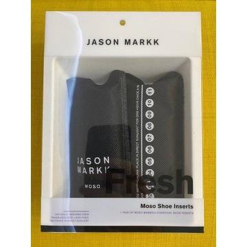 Wkładki do butów Jason Markk, czarny