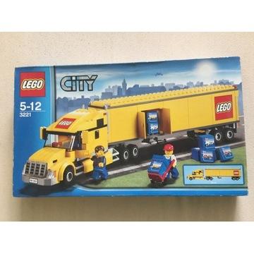 Lego 3221 - Ciężarówka - Truck - NOWY Unikat 2010r