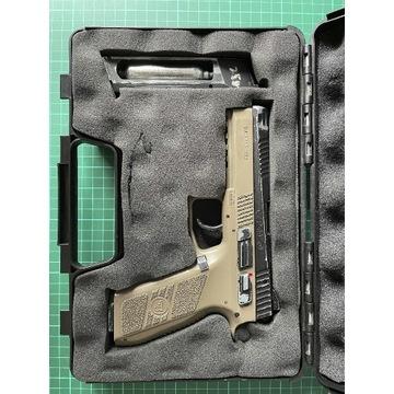 Pistolet CZ P-09 ASG Co2/GreenGas kal. 6mm BB