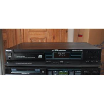 Philips CD471-poszukiwany odtwarzacz CD z TDA!