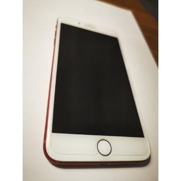 IPhone 7 plus, 128Gb, czerwony