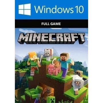 Minecraft: Windows 10 Edition KLUCZ