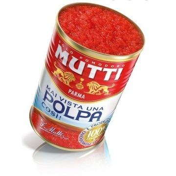 Mutti pomidory drobno krojone 400 g