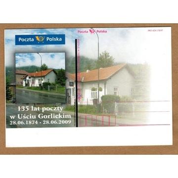 Nowy Sącz 135 lat poczty w Uściu Gorlickim 2009