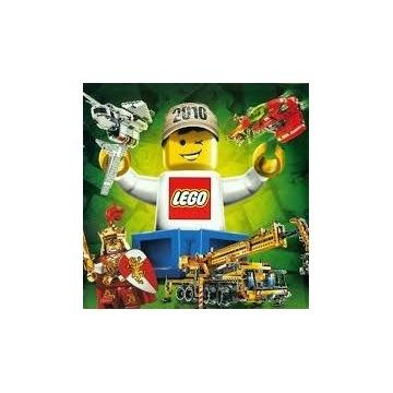 LEGO KATALOG 2010