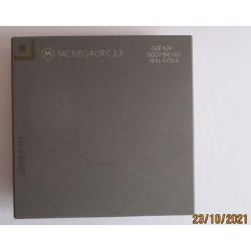 Procesor Motorola 68040 ( MC68040RC33)