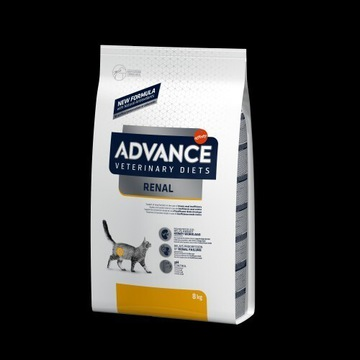 ADVANCE DIET Renal Failure - karma dla kotów 8kg