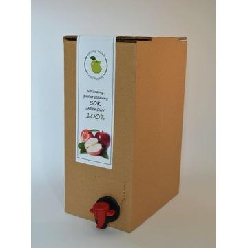 Sok jabłkowy 5L Bag in bBox