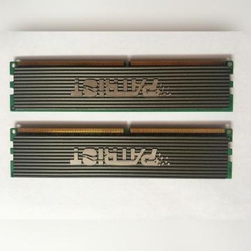 Pamięć ram 2x1 (2GB) DDR2 800mhz