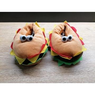 Kapcie hamburgery H&M rozmiar 32/33