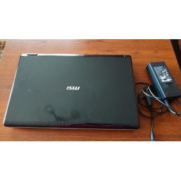 Laptop MSI EX625