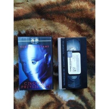 Kaseta VHS CZŁOWIEK PRZYSZŁOŚCI
