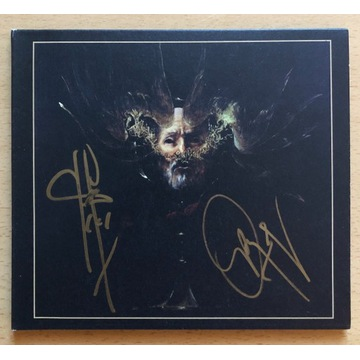 Behemoth - The Satanist + autografy