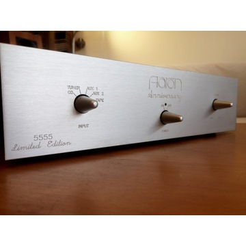 Aaron Integrated Amplifier No. 5 Anniversary 5555