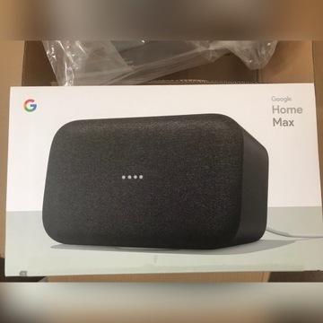 Google Home MAX GŁOŚNIK SMART