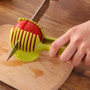 Uchwyt do cięcia warzyw i owoców