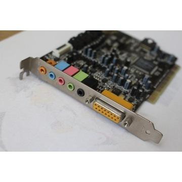 SB0220 CREATIVE SOUND BLASTER LIVE 5.1 DIGITAL PCI