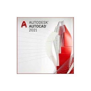 Autodesk Autocad 2021 PL WIECZYSTA +BONUS