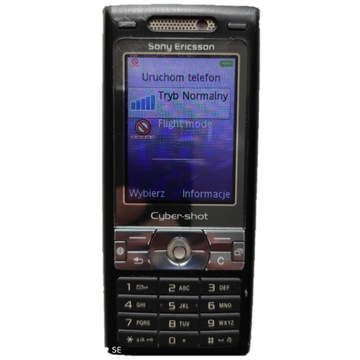 Telefon GSM Sony Ericcson K800i
