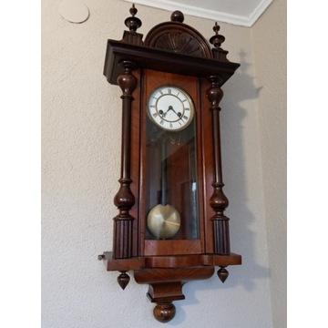 Stary zegar wiszacy Junghans