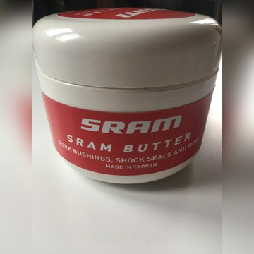 Sram Butter 500ml smar do O-ringów, uszczelek