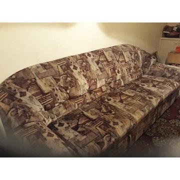 kanapa  -sofa z wysuwaną szufladą