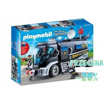 Przecena -20% Playmobil City Action Tactical Unit